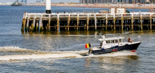 Water Taxi Haven Blankenberge