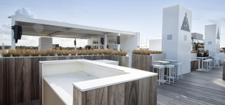 Rooftop bar Hotel Memlinc hotelinnovatie