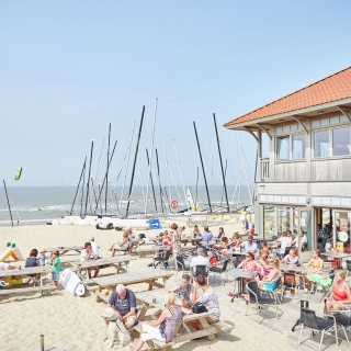 Beachlife terras