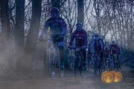 Halloween mountainbiketocht
