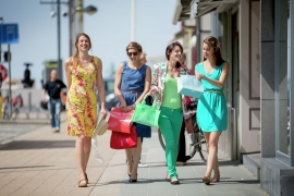 Shopping Knokke