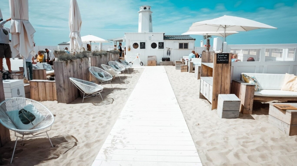 Blogverhalen van Leila van I Really need my Space bij strandbar Pura Vida in Knokke-Heist